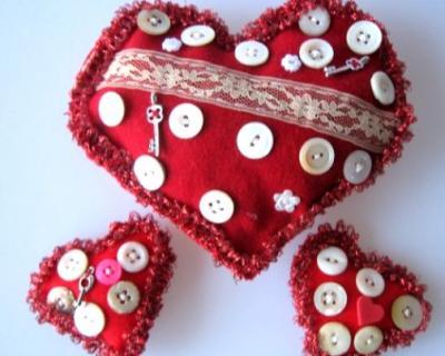 romanticoCorazones-para-decorar-la-casa-en-San-Valentin
