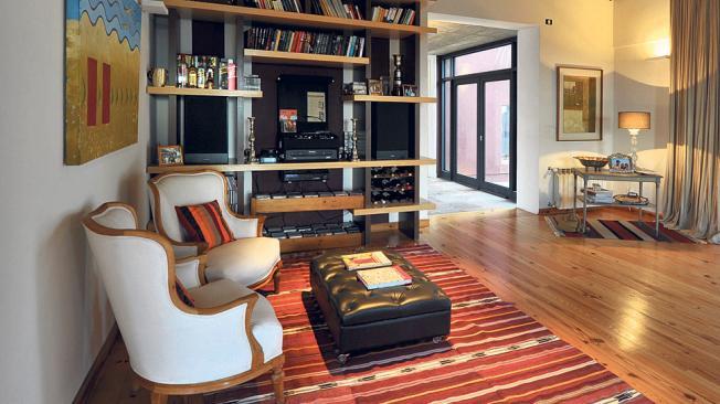 C mo combinar muebles antiguos con modernos consejos - Transformar muebles antiguos en modernos ...