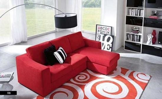 Decoracion-de-Interiores-en-Color-Rojo-4