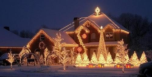 iluminacion navideña