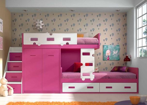cama-tren-rosa-barata