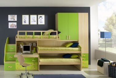 camas con placard