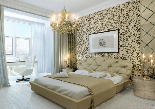 camera-con-grande-lampadario-e-decorazioni