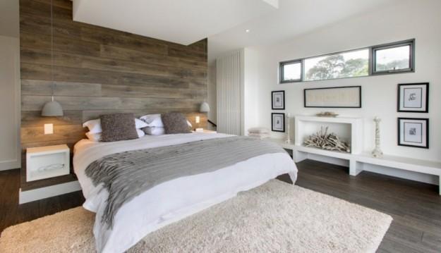 camera-con-parete-in-legno