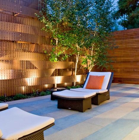 Cercos para casas por Randy Thueme Design Inc.
