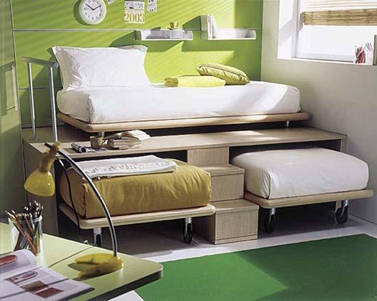 DORMITORIOS-PARA-3-CAMAS-Bedroom-for-Three-Children