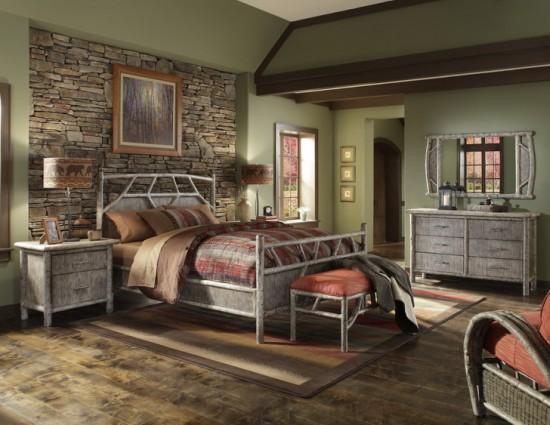 Dormitorios-rusticos-de-matrimonio