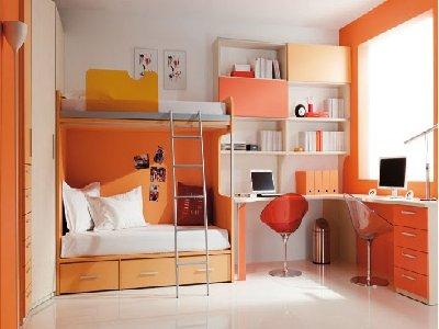 dormitorios-juveniles-pequeños