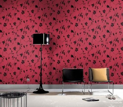 paredes-decoradas-con-papel-tapiz1
