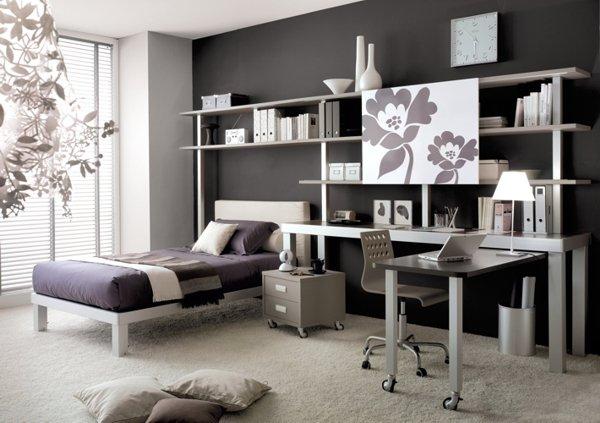 dormitorio-juvenil-moderno-gris