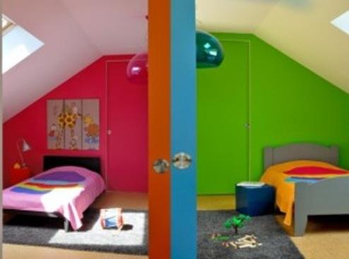 dividir-habitación-dos-niños