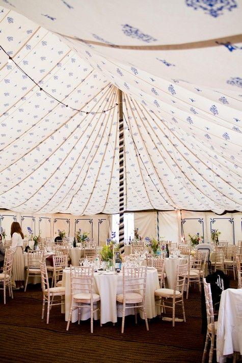 salones con telas-vintage-para-boda