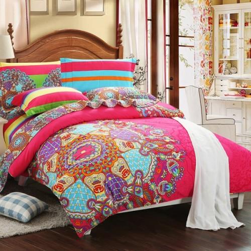 camaBohemia-Duvet-Cover-Set-Winter-Comforter-Cover-Bedsheet-Pillow-Sham-font-b-Boho-b-font-font