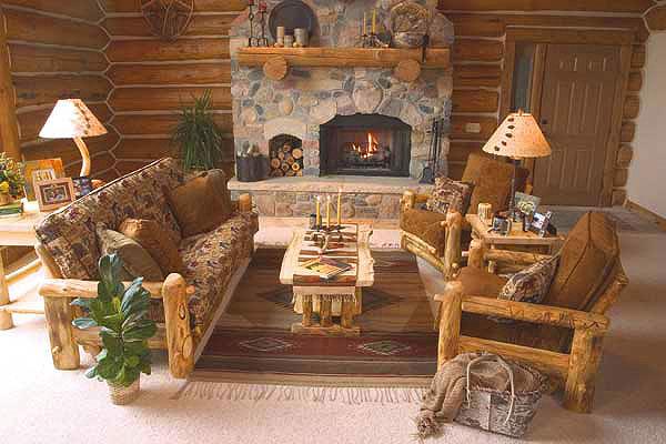 decoracion-rustica-de-salas