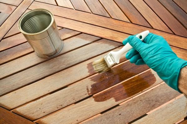 Cómo Pintar Muebles De Madera De Exterior