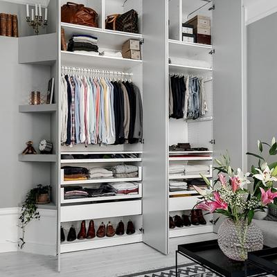 . Ideas con dise os de closets modernos tendencia 2019