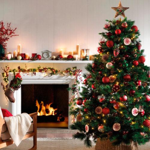 C mo decorar la casa en navidad y fin de a o 2019 for Como decorar la casa para navidad