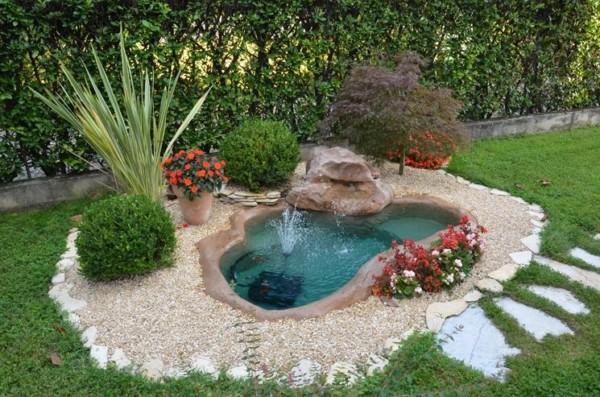 Jardines peque os modernos y hermosos for Jardines modernos en espacios pequenos