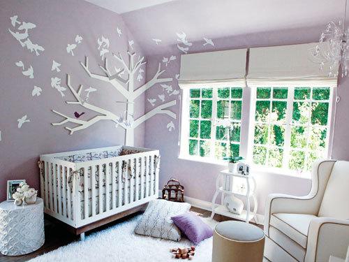 Cómo decorar una recámara para bebé: Imágenes