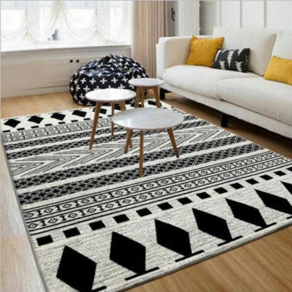 Tipo de alfombra para living, dormitorio, comedor, cocina ...